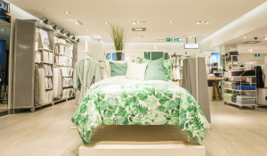 chamberfirm pillows are not sold in department stores