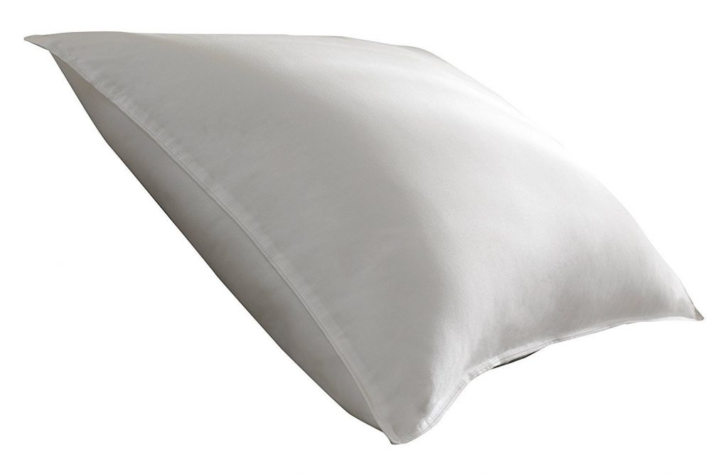 Spring Air double comfort pillows are similar to Chamberloft pillows from Standard Textile