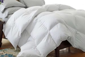 you don't need a heavy comforter