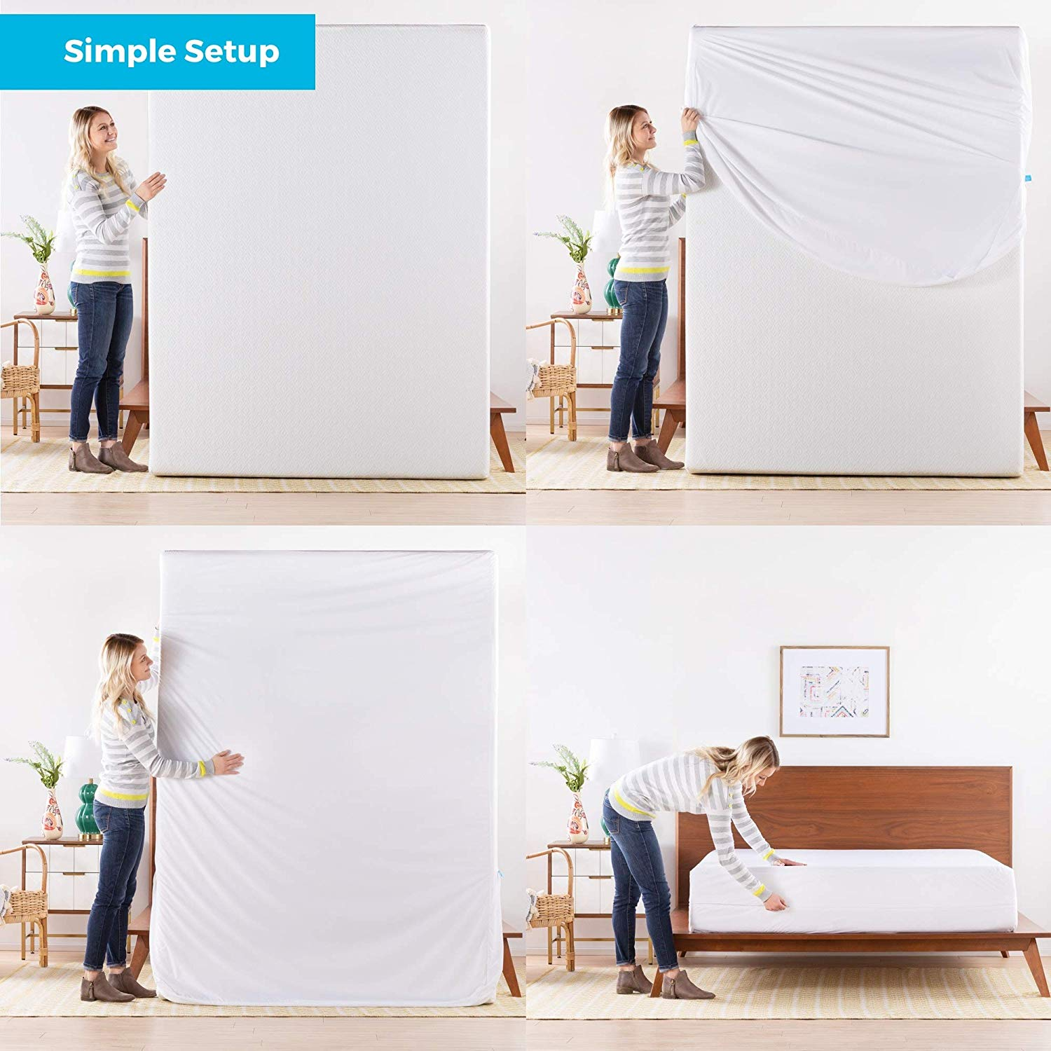 how to guide for using a mattress protector