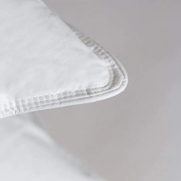 Chamberfirm pillows have quality construction