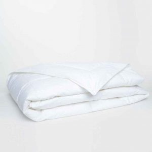 Lightweight down alternative comforter - perfect for warm climates