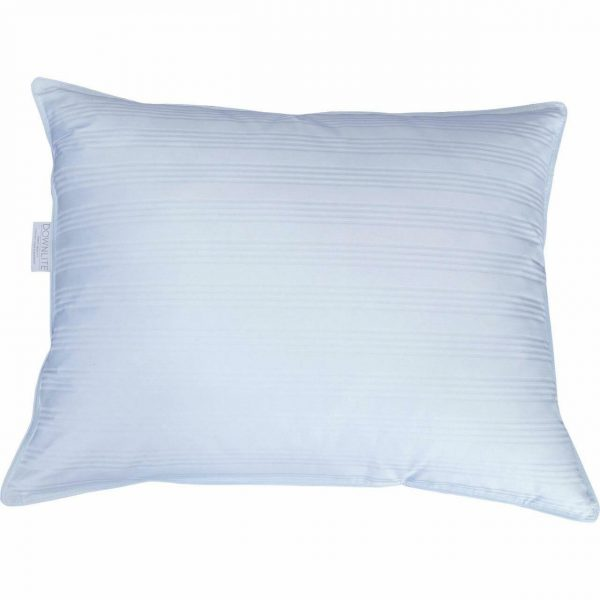 flat-shaped pillow for stomach sleepers